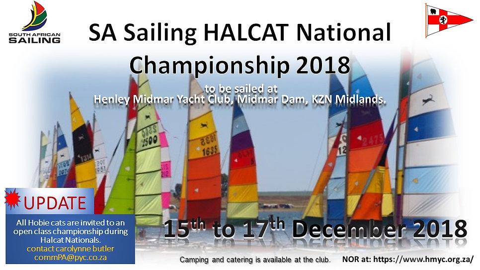 SA Sailing HALCAT National Championship