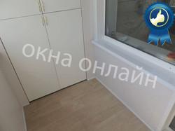 Обшивка-лоджии-МДФ-панелью-36.5