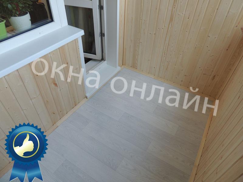 Обшивка-лоджии-евровагонкой-45.8
