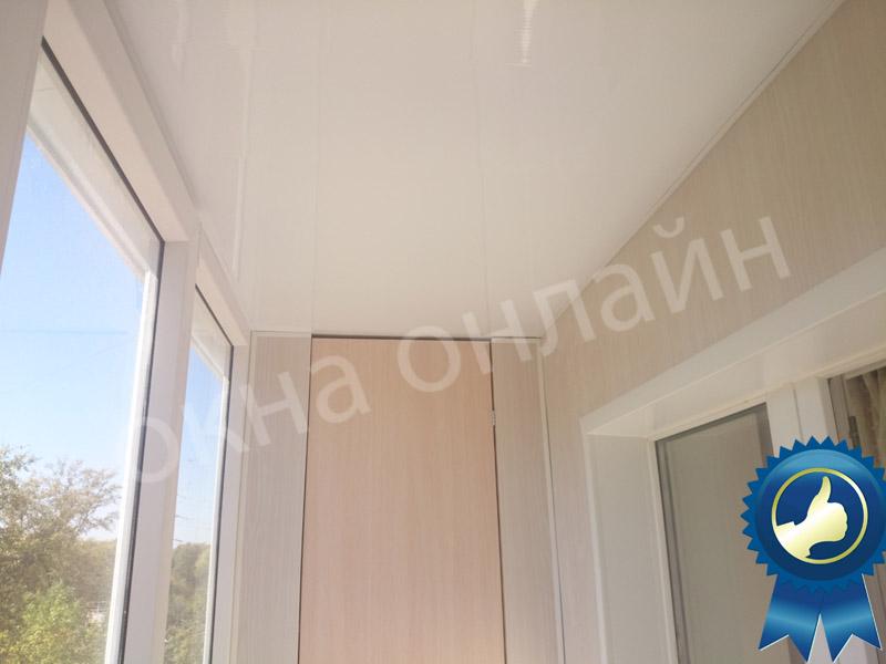 Обшивка балкона в уфе 16.14