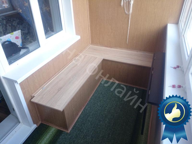 Обшивка-балкона-МДФ-панелью-28.2
