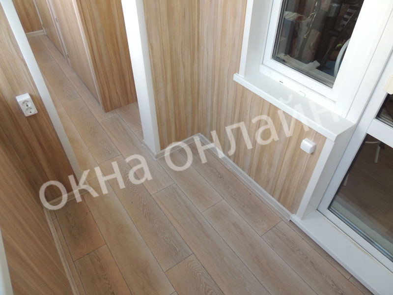 Обшивка-лоджии-МДФ-панелью-83.2