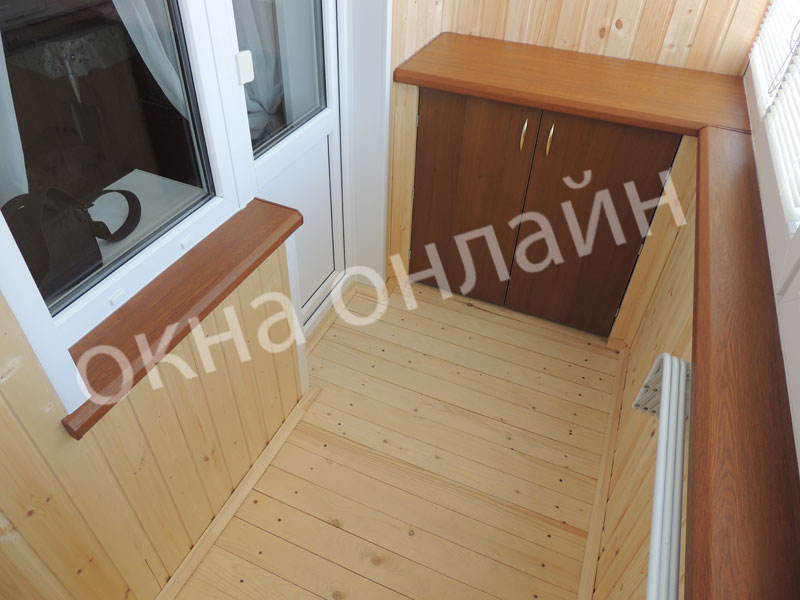 Обшивка-лоджии-евровагонкой-86.2