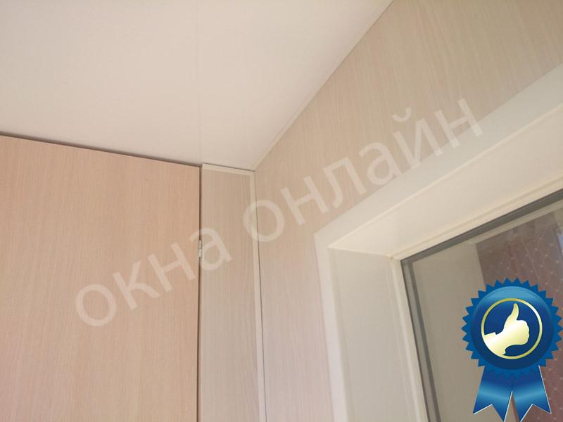 Обшивка балкона в уфе 16.15