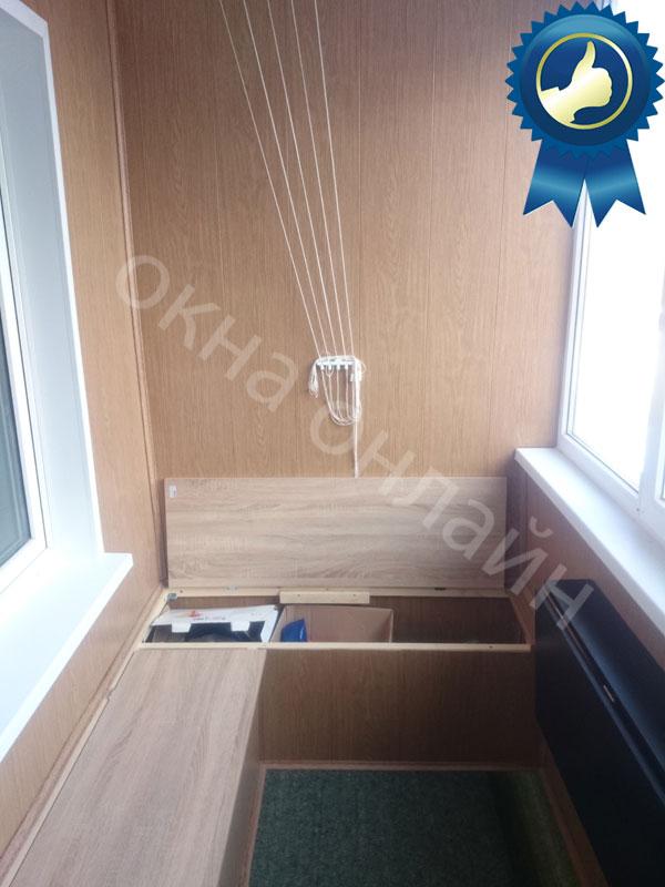Обшивка-балкона-МДФ-панелью-28.1