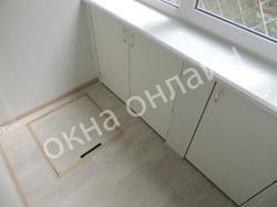 Обшивка-балконв-ПВХ-панелью-69.2