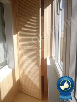 Обшивка балкона в уфе 13.9
