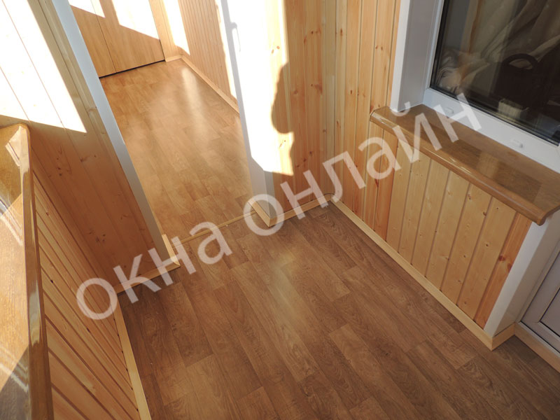 Обшивка-лоджии-евровагонкой-65.5
