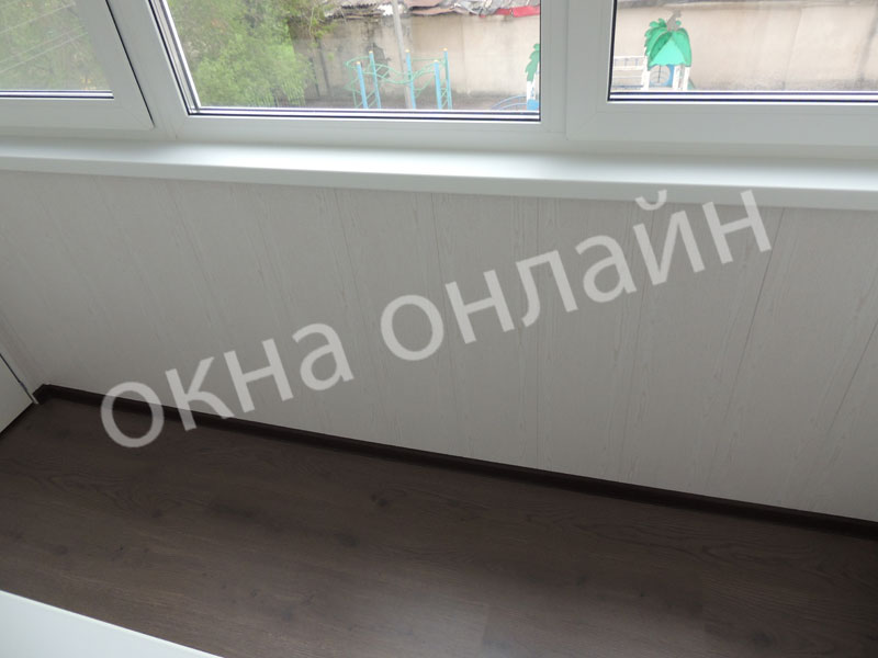 Обшивка-лоджии-МДФ-панелью-78.7