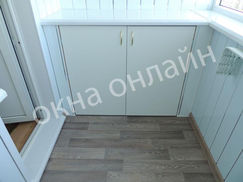 Обшивка-лоджии-ПВХ-панелью-48.2