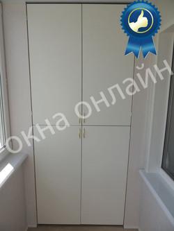 Обшивка-лоджии-МДФ-панелью-36.1