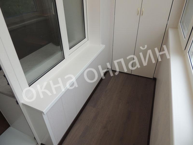 Обшивка-лоджии-МДФ-панелью-78.4