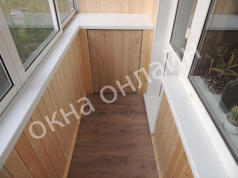 Обшивка-балкона-евровагонкой-53.5