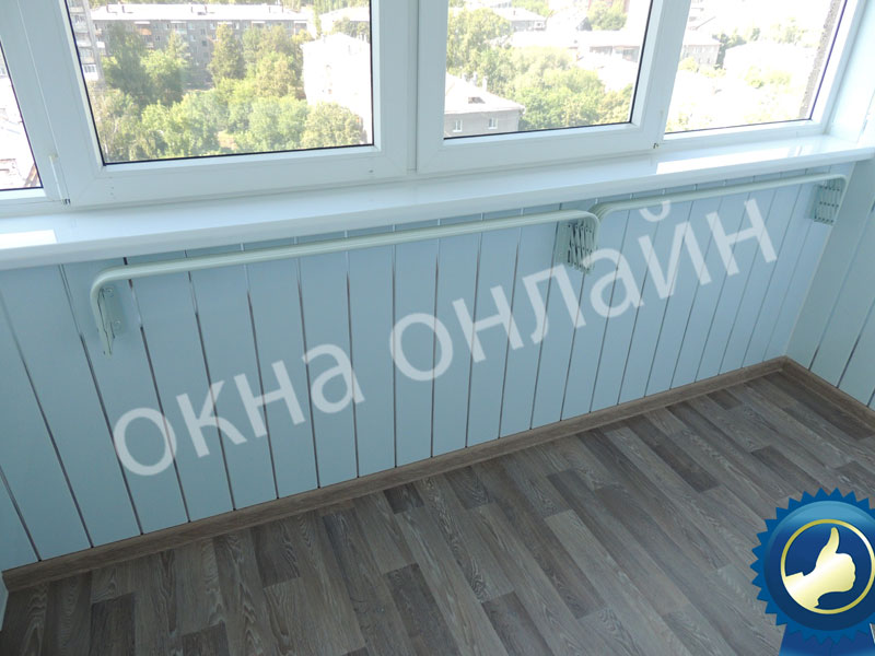 Обшивка-лоджии-ПВХ-панелью-48.14