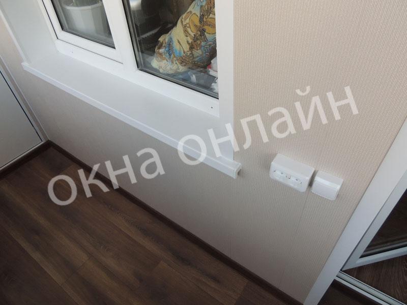 Обшивка-лоджии-ПВХ-панелью-73.9