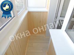 Обшивка-балкона-евровагонкой-33.5