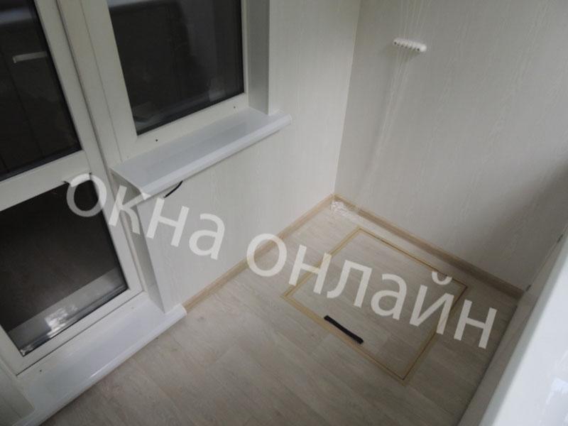 Обшивка-балконв-ПВХ-панелью-69.8