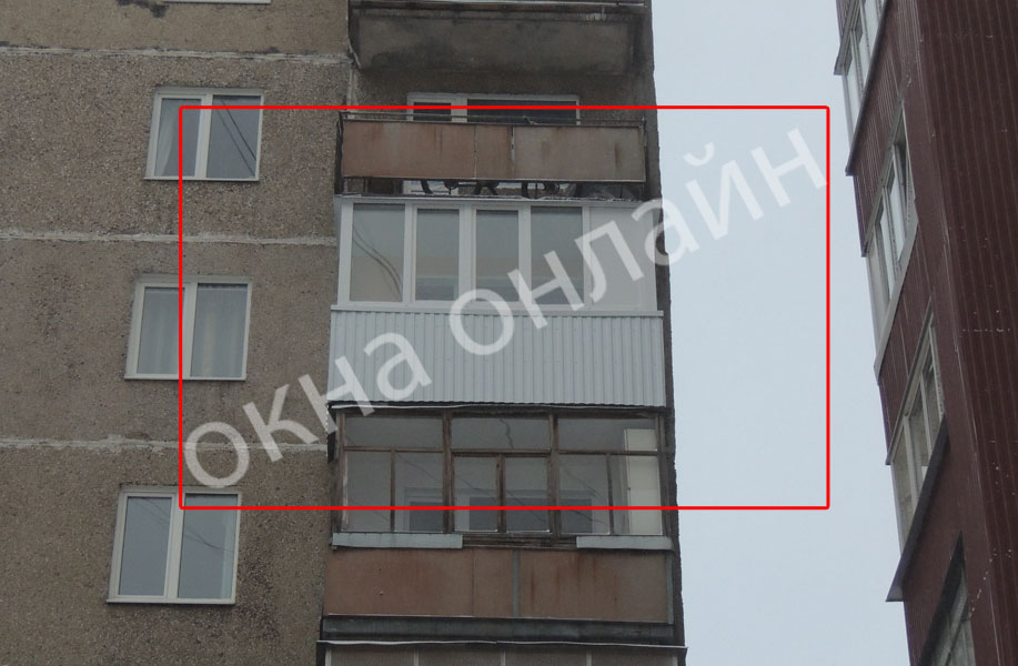 Обшивка-лоджии-ПВХ-панелью-61.10