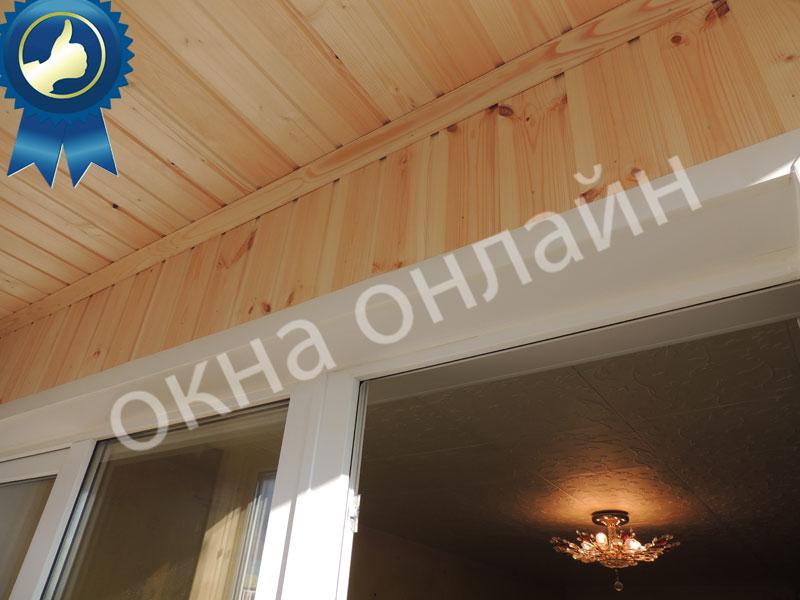 Обшивка-балкона-евровагонкой-43.10