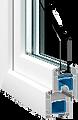 Пластиковые окна Vektor