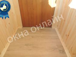 Обшивка-балкона-евровагонкой-43.13