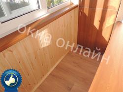 Обшивка-балкона-евровагонкой-43.7