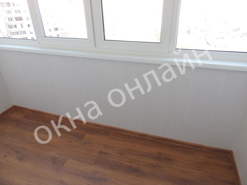 Обшивка-лоджии-МДФ-панелью-56.9