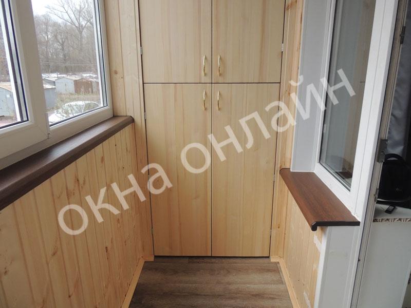 Обшивка-лоджии-евровагонкой-70.1