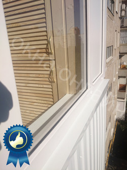 Обшивка балкона в уфе 13.15