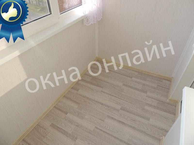 Обшивка-ладжии-МДФ-панелью-47.9