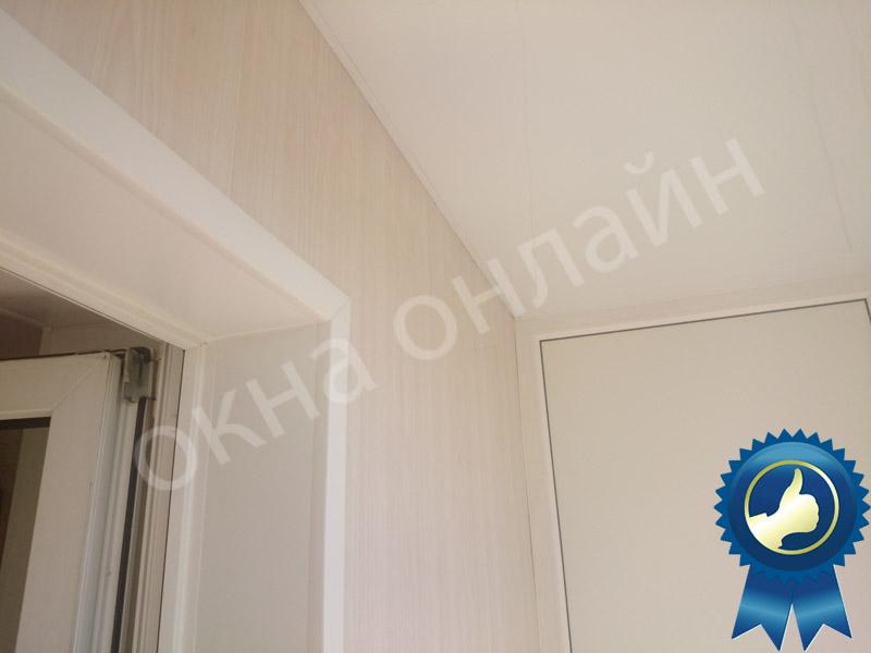 Обшивка балкона в уфе 16.16