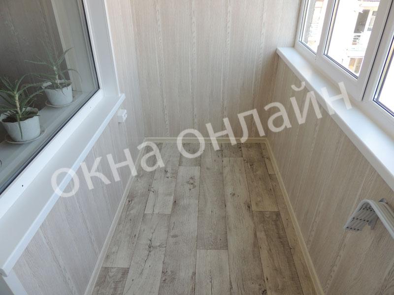 Обшивка-лоджии-МДФ-панелью-84.6