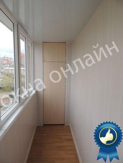 Обшивка-лоджии-ПВХ-панелью-35.10