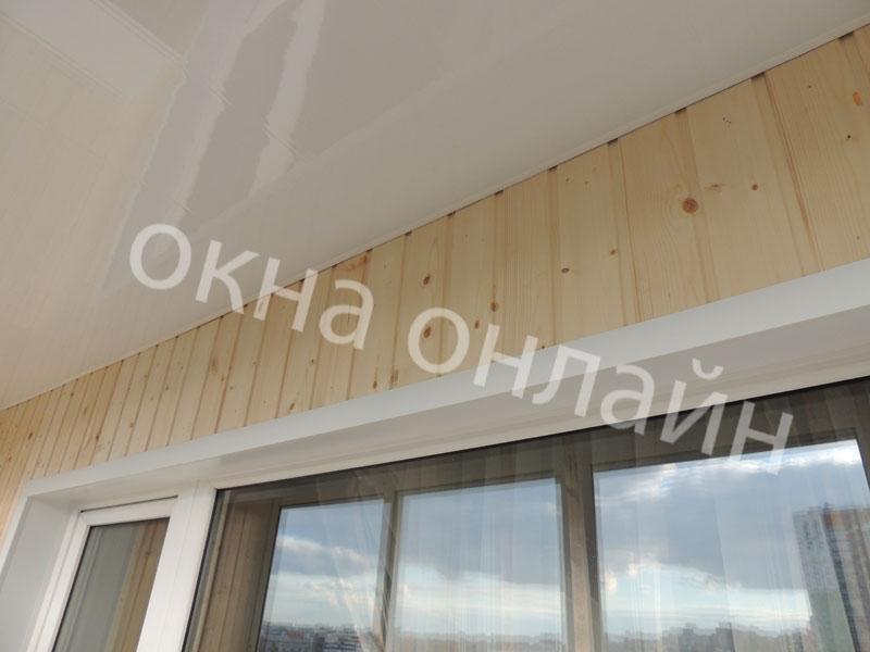 Обшивка-балкона-евровагонкой-53.9
