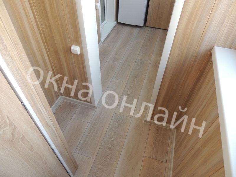 Обшивка-лоджии-МДФ-панелью-83.6