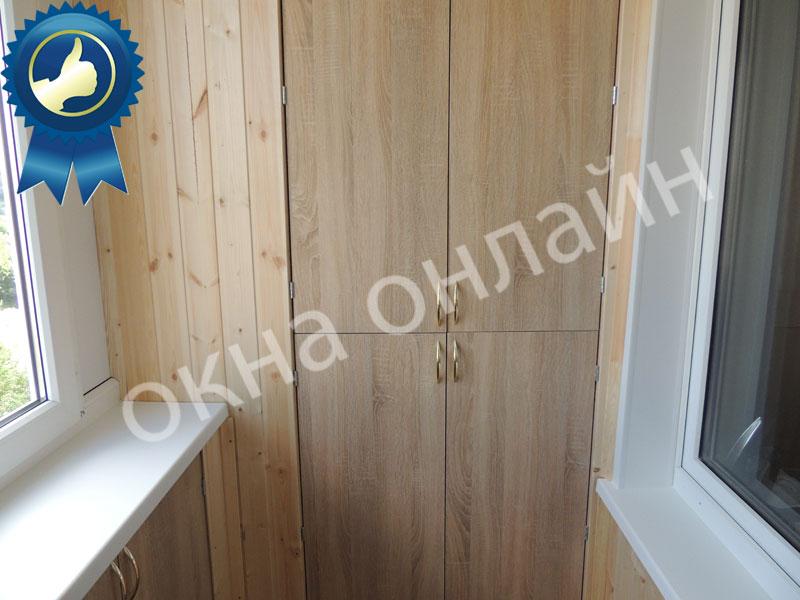 Обшивка-лоджии-евровагонкой-42.4