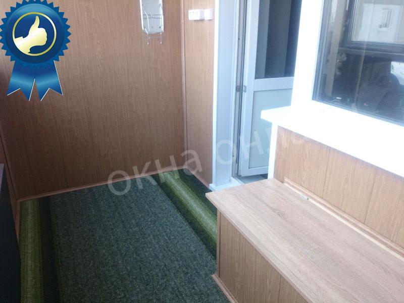 Обшивка-балкона-МДФ-панелью-28.8