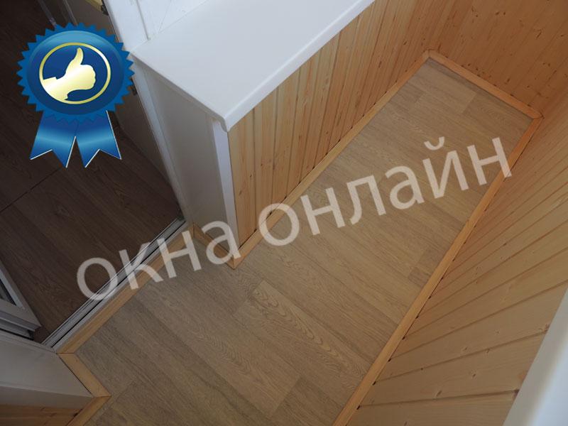 Обшивка-балкона-евровагонкой-33.9