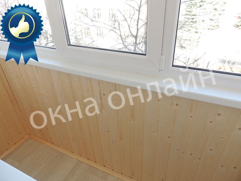 Обшивка-балкона-евровагонкой-33.8