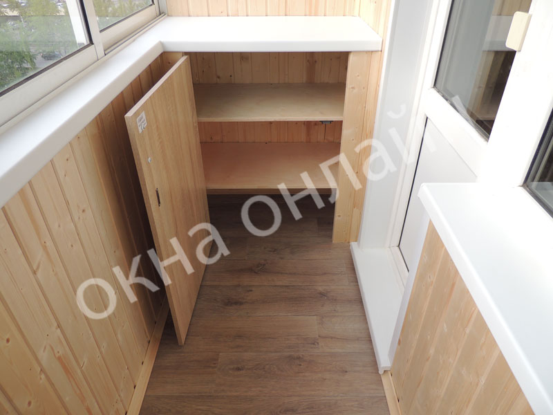 Обшивка-балкона-евровагонкой-53.8