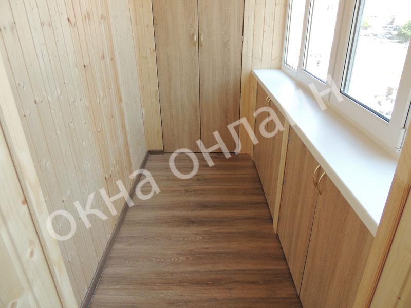 Обшивка-лоджии-евровагонкой-57.2