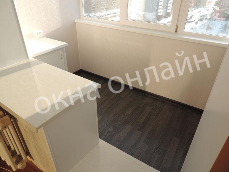 Обшивка-лоджии-ПВХ-панелью-104