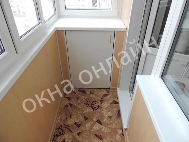 Обшивка-лоджии-ПВХ-панелью-61.6