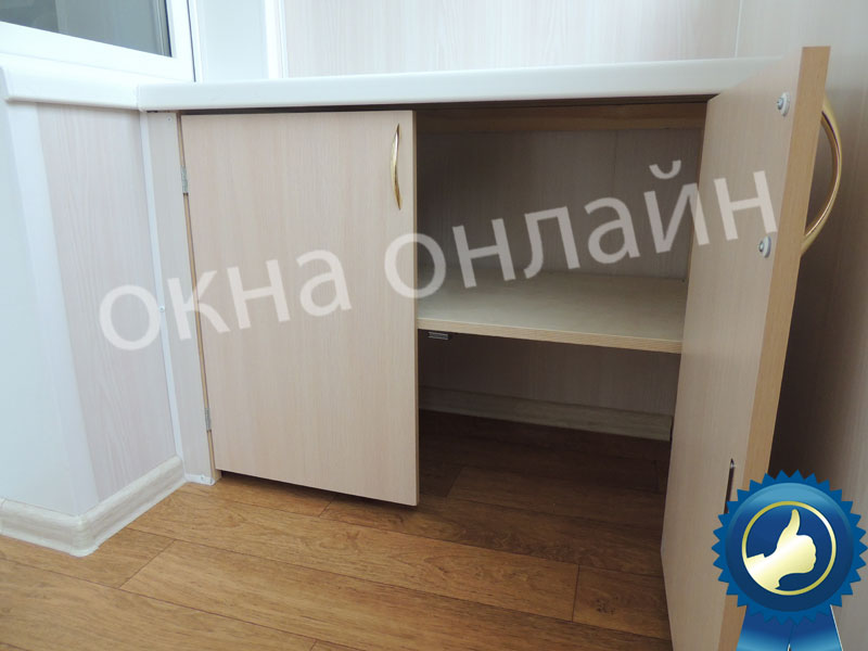 Обшивка-лоджии-ПВХ-панелью-35.9