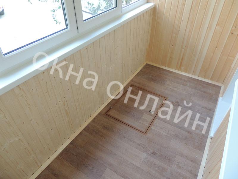 Обшивка-лоджии-евровагонкой-60.4