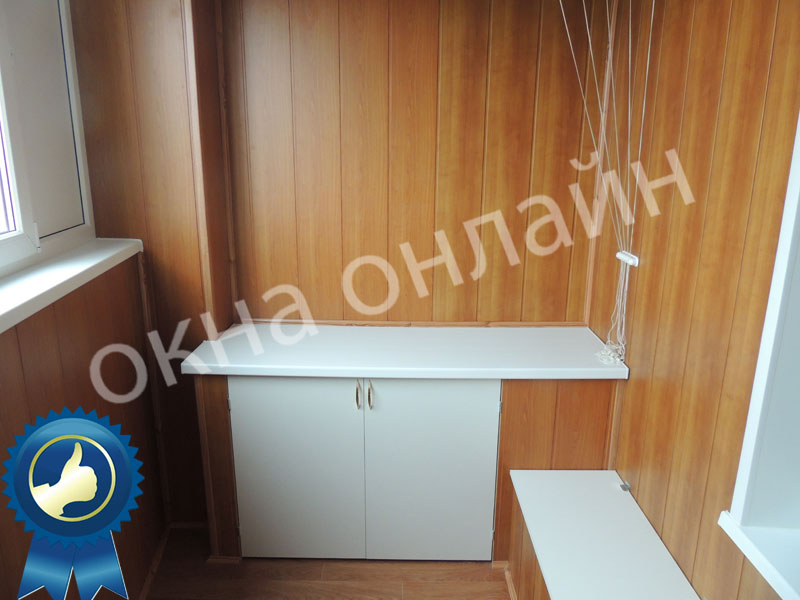Обшивка-балкона-МДФ-панелью-34.3