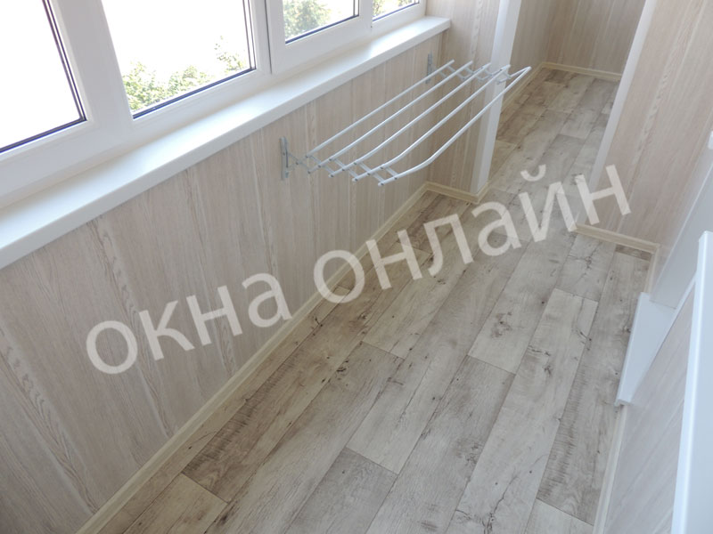 Обшивка-лоджии-МДФ-панелью-84.5