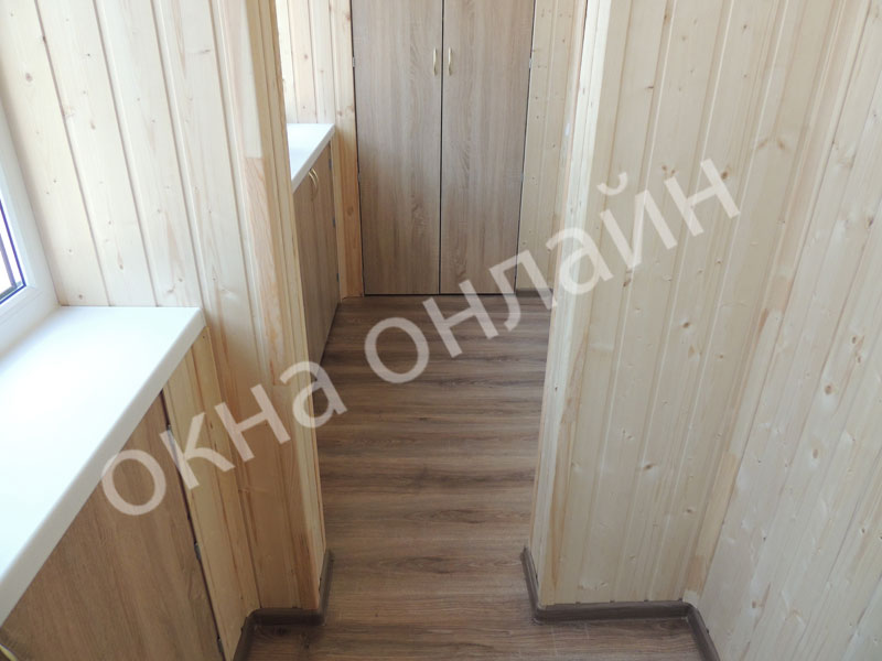 Обшивка-лоджии-евровагонкой-57.8