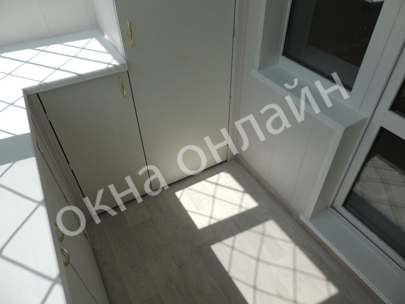 Обшивка-балкона-ПВХ-панелью-59.4