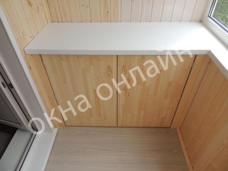 Обшивка-лоджии-евровагонкой-90.6